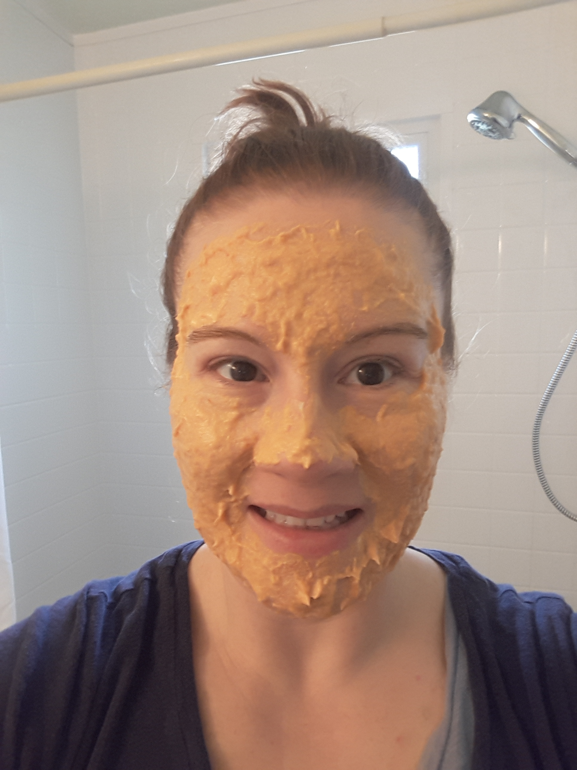 Pumpkin Facial Masque