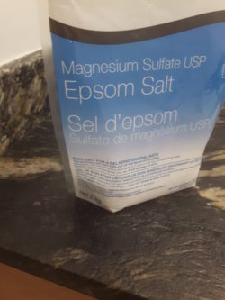 Epsom Salts Beauty Merits