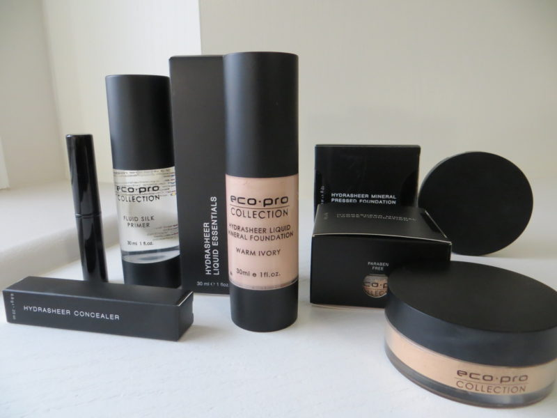 Eco Pro Makeup Now Available