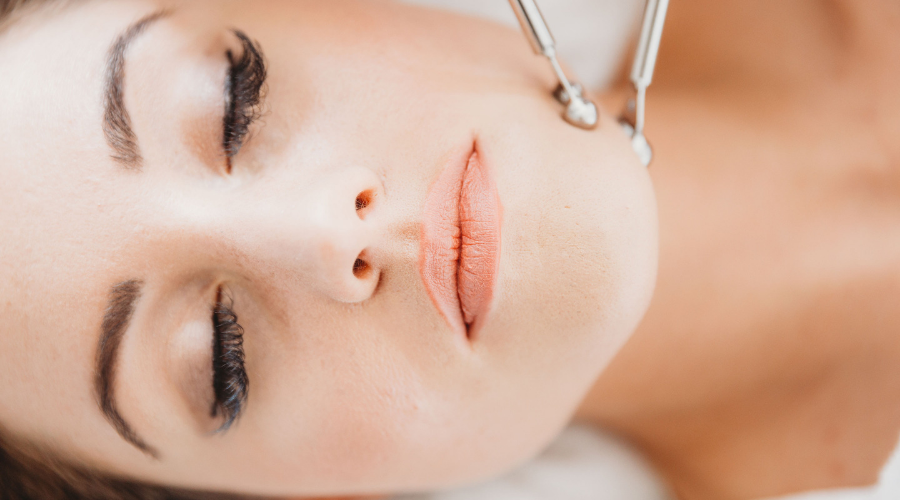 Microcurrent Facial Treatment